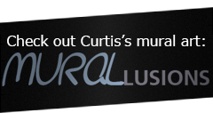 MURALlusions by Curtis Stokes | Full Room Murals